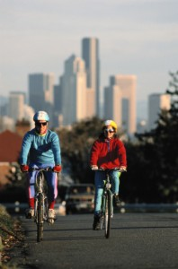 Safe cycling and injury prevention